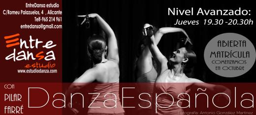 danza española EntreDansa