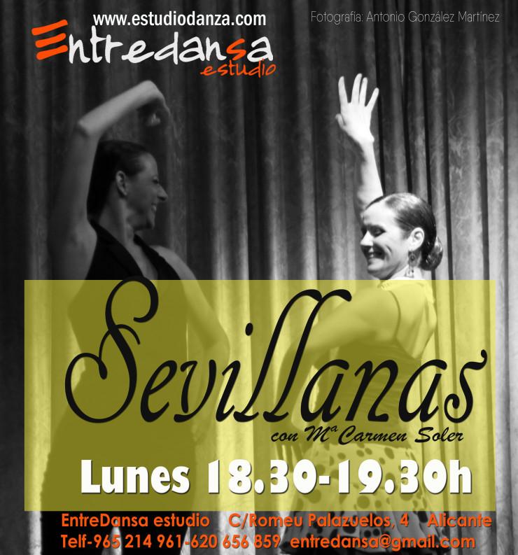 Sevillanas EntreDansa