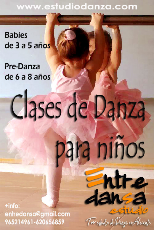 danza niños