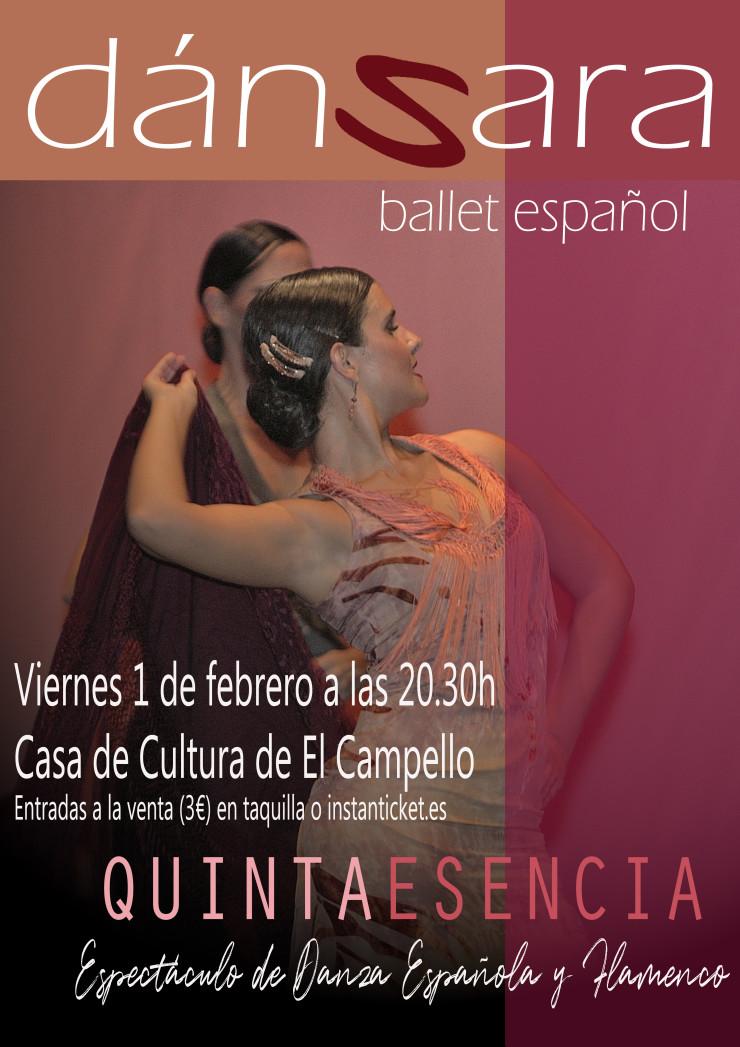 poster Campello QUINTAESENCIA