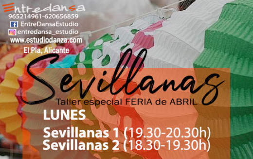 SEVILLANAS FERIA